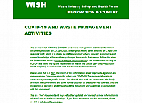 Waste Management Support
